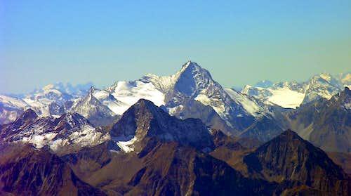 Views of Monte Grivola
