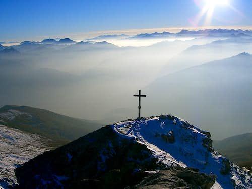 Weißspitz Summit Cross