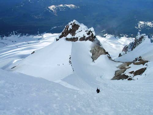 Mt. Hood - spur of the moment climb