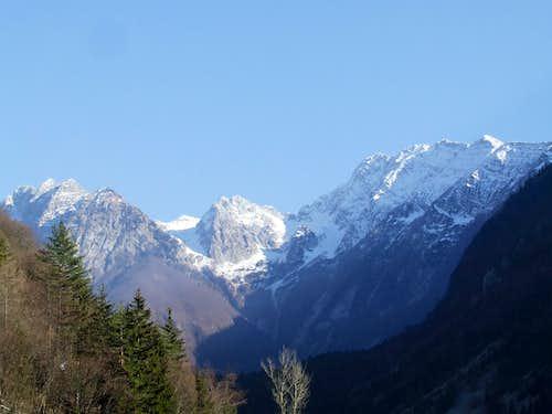 Dolina Bavscice ...