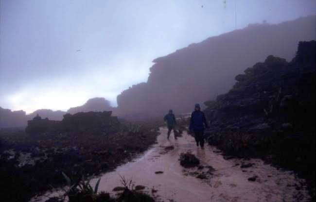 On top of Roraima expect much...