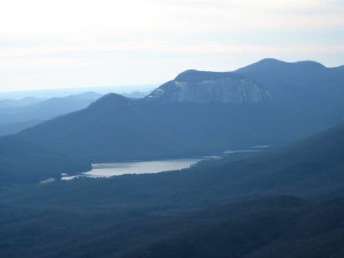 Table Rock from Summit