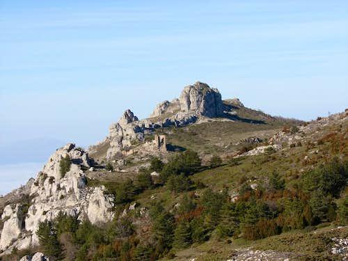 Peña del Castillo