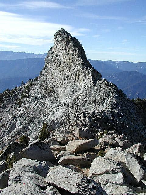 Mount Harrington