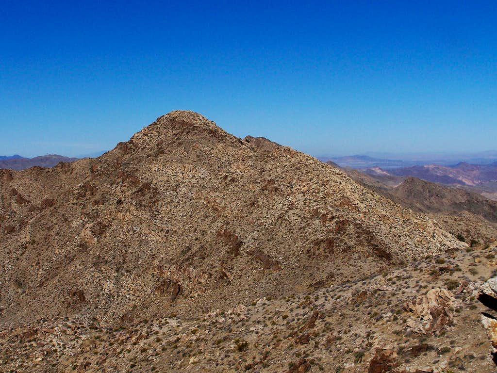 Ireteba and Ridge