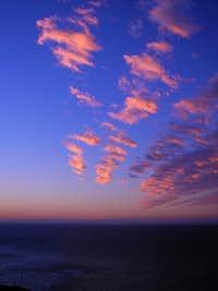 Sunrise in Big Sur