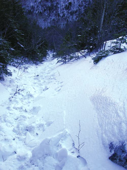 North Slide