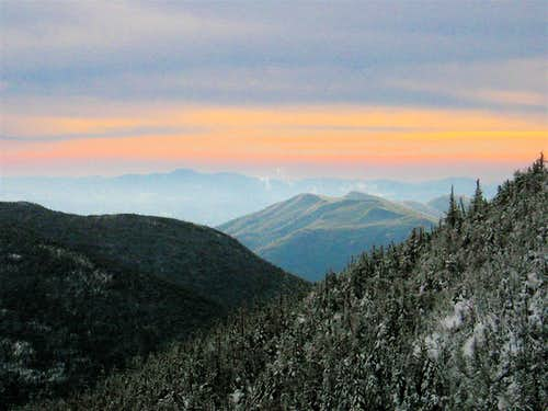 From Mount Colden