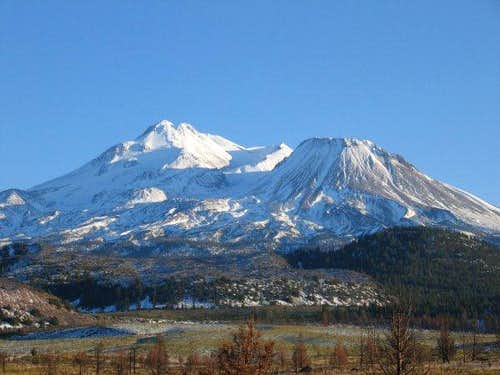 Mount Shasta - Northern Flanks