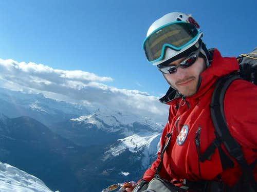 kolubara-mont blanc winter2006