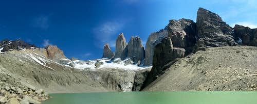 Torres del Paine Panorama