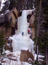 Hidden Falls Routes