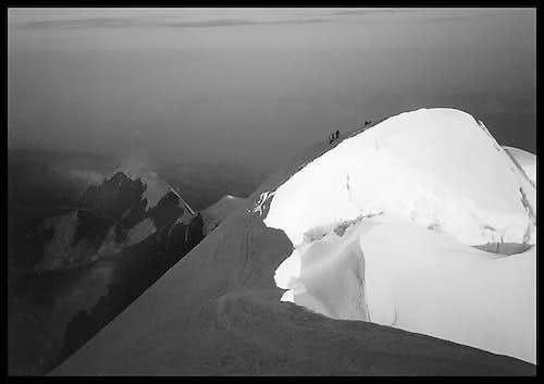 Mont Blanc 4807m