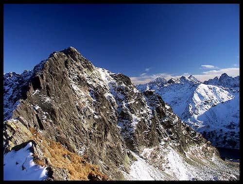 Kozi Wierch 2291m