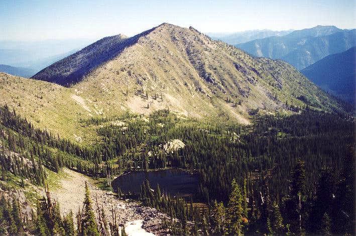 Gypsy Peak and Watch Lake...