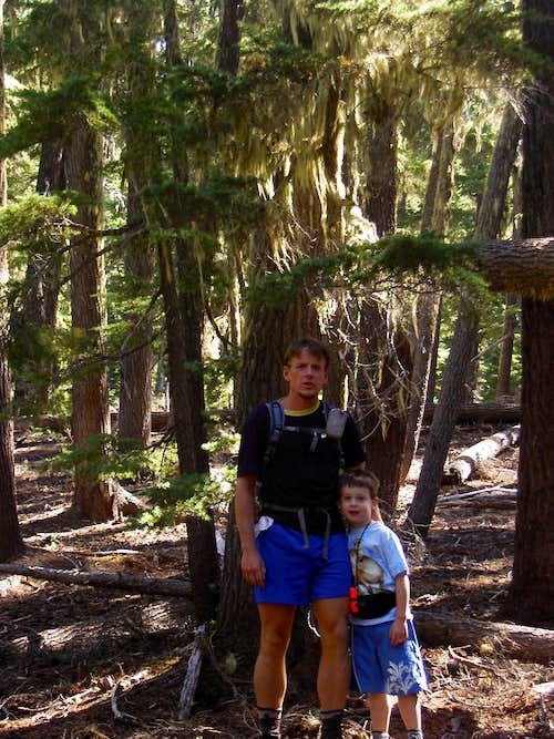 Thielsen Trail