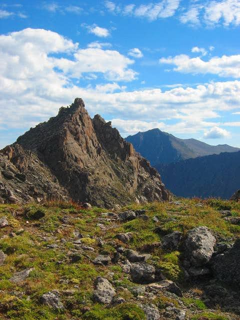Desolation Peak from the...