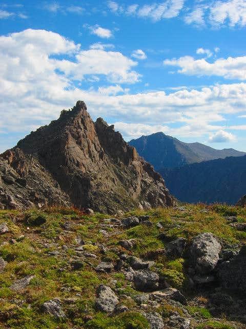 Desolation Peak from the...