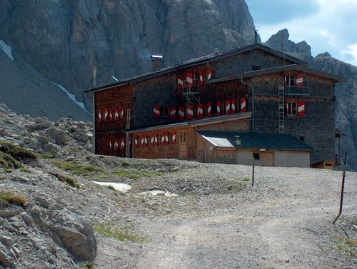 Karlsbader Hut
