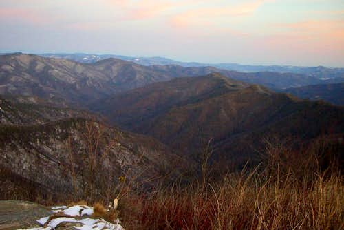 View from Sam Knob