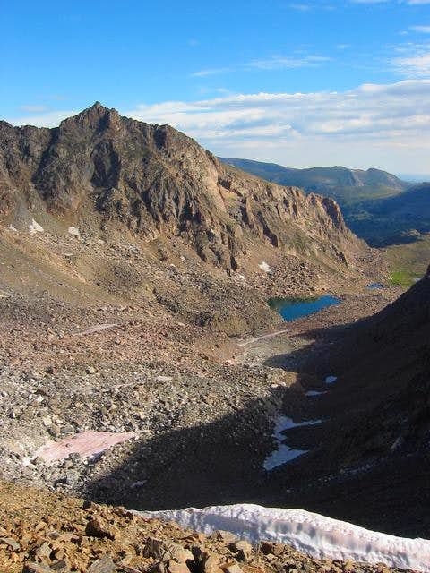Desolation and the headwaters...
