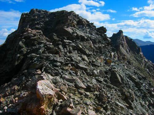 West Desolation (12,918 feet)...