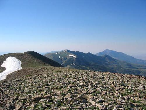 From Mt. Ellen\'s summit