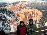 Top of Bryce