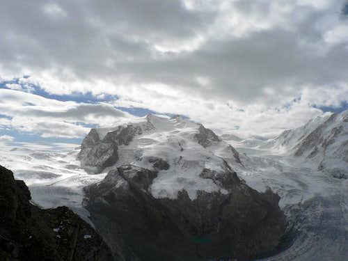 Monte Rosa from Gornergrat