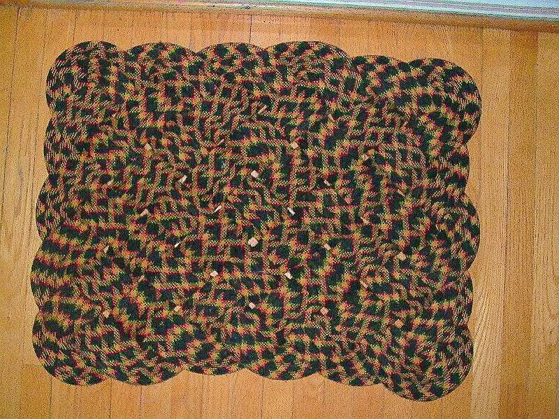 So You Want to Make a Rope Rug Eh!