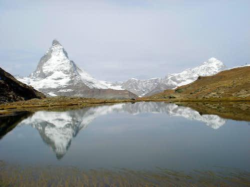 Matterhorn & Dent Blanche