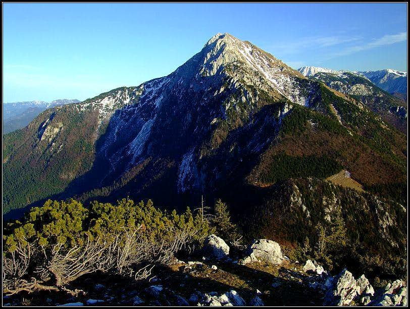 Storzic from Tolsti vrh