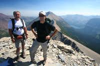 Flinsch Peak