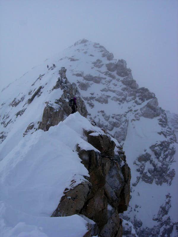 Buck Mountain form its East Ridge