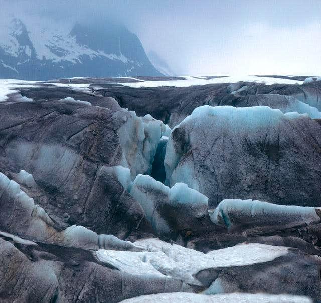 .Aletch Glacier