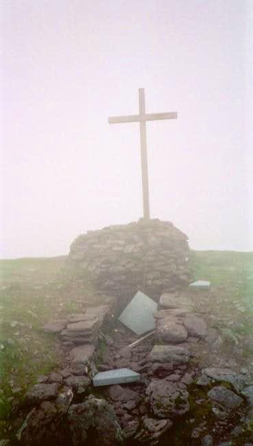 St Brendan's Cross which...