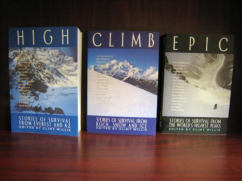 Mountaineering Books (Not for Voting)