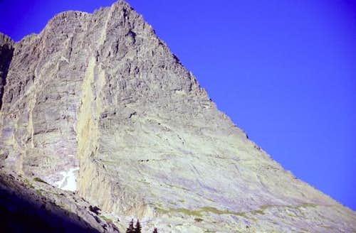 Wham Ridge on Vestal Peak -...