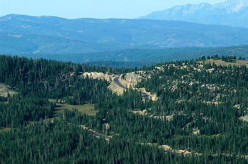 Bald Mountain Pass