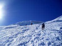 Upper Adams Glacier