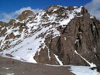 Bou Ouzzal ridge