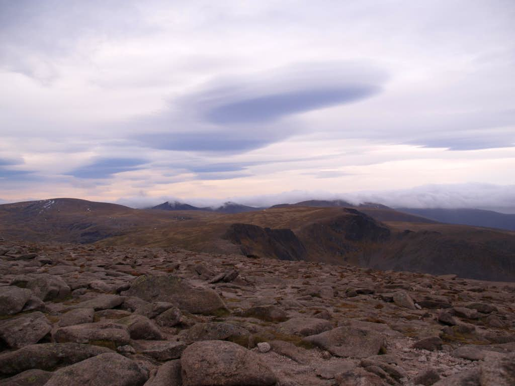 Cairn gorms National Parc