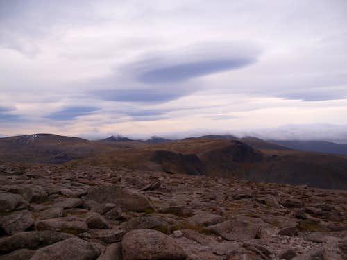 Cairn gorms National Parc