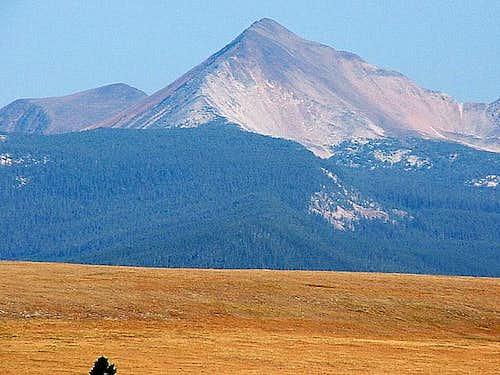 14ers.com • Mt. Evans (Main Peak Page)
