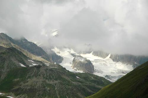 Siedelen glacier