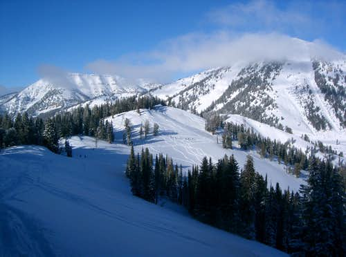 Taylor Mountain & Mount Glory