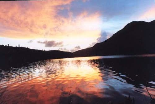 Laguna del Encanto Gabriel...