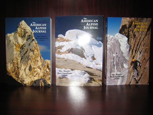 Mountaineering Books  -Not for Voting