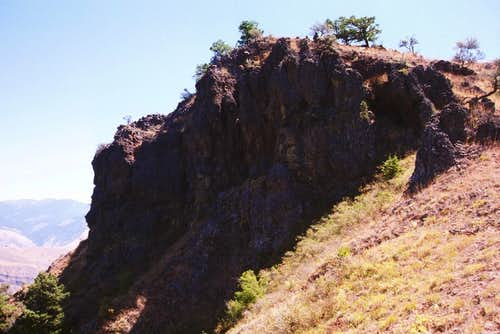 Summit Cliff