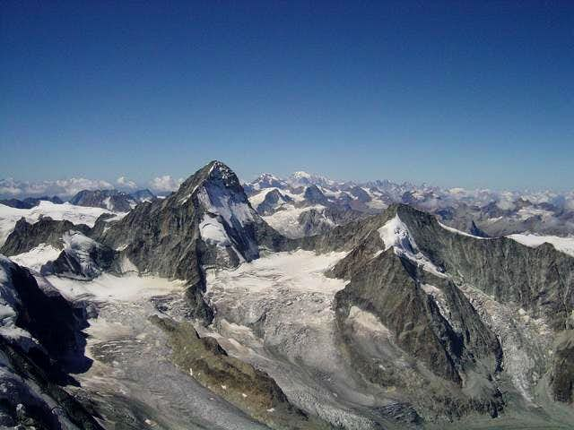 Dent Blanche as seen from the...